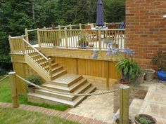 raised deck » Design and Ideas