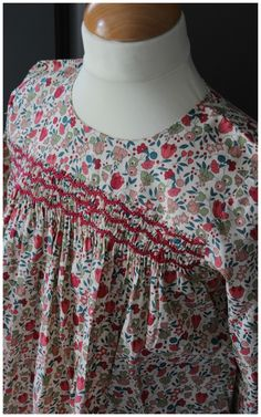 Liberty Enid | Agnes blouse by Citronille