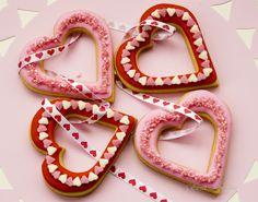 Sweet Kingdom: Valentine's cookies