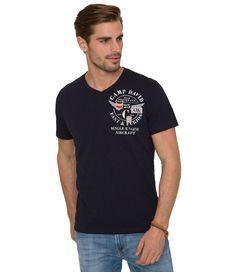 Tričko od firmy CAMP DAVID Camp David, Aviation, Mens Tops, T Shirt, Fashion, Supreme T Shirt, Moda, Tee Shirt, Fashion Styles