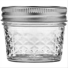 Ball Mason Quilted Jelly Jars with Lids and Bands, Set of 12 Mason Jars, Canning Jars, Crystal Design, Glass Design, Store Baby Food, Ikea, Canning Supplies, Jelly Jars, Jam And Jelly
