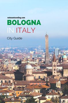 Italy's Bologna lends itself to just getting lost. Stroll along covered sidewalks, discover splendid palazzi, and explore Europe's oldest university.