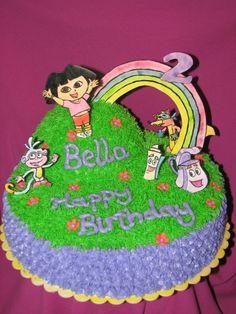 Dora the Explorer Cake By Susan's Cake Studio