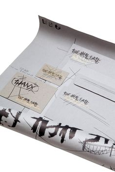 The Hell Gate Photography Identity Design Agency, Branding Design, Brand Building, Visual Communication, Gate, Identity, Bb, Archive, Personalized Items