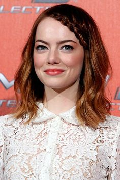 Emma Stone Best Hair and Makeup Looks | Photos of Emma Stone | Teen Vogue