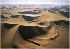 Love the dunes in the desert! The light and shadows are amazing as far as the eye can see!