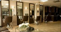 Belvedere Salon Furnishings