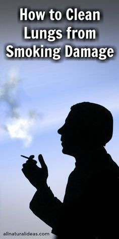 Finally quit the habit? Now it's time to clean out the lungs. It's never too late do a natural lung cleanse for smokers. Even if you were a chronic smoker. Natural Cleanse, Natural Detox, Natural Cures, Natural Health, Lung Cleanse Smokers, Lung Detox, Clear Lungs, After Quitting Smoking, Quit Smoking Tips