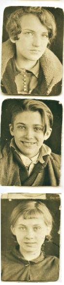 School portraits, ca 1920s