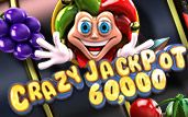 Features of Crazy Jackpot 60000 Play online with free bonus
