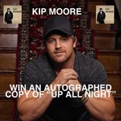 Kip Moore's new album is FANTASTIC! My friend Bobby wrote the article for the review on Roughstock! If this isn't a hit, I don't know what will be.