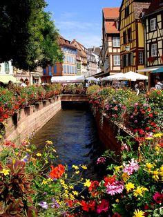 Symphony of colors - Colmar, France