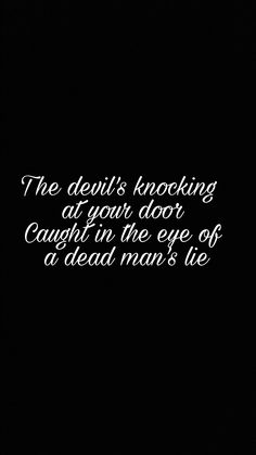 The Pretty Reckless Heaven Know's lyrics part