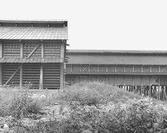 silent buildings by Bernd & Hilla Becher and Ole Meyer. Kolman Boye inspiration