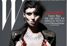 Rooney Mara, Lisbeth Salander, The Girl With the Dragan Tattoo..  Can't get enough of all 3