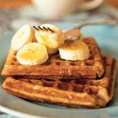 Breakfast and Brunch Recipes - Cooking Light - -Healthy Breakfast and Brunch Recipes - Cooking Light - - Cinnamon Waffles, Banana Waffles, Banana Cinnamon, Oatmeal Waffles, Oat Pancakes, Protein Pancakes, Ground Cinnamon, Banana Bread, Breakfast And Brunch
