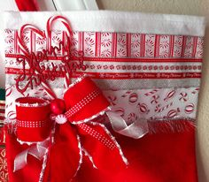 Love this Christmas Stocking Topper!  audjiefied...
