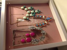 @Baublebar goodies on display!