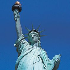 Seen lady liberty. Usa Places To Visit, Oh The Places You'll Go, Places To Travel, Holiday Places, I Love Ny, Future Travel, Our Lady, Dream Vacations, Wonders Of The World