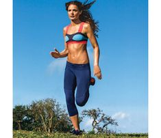 Better Running Moves: Workouts: Self.com:These research-proven moves for runners will help every step feel stronger.