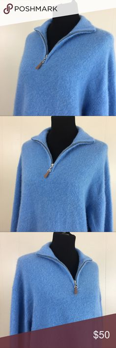Alan Flusser 100% Cashmere Woman's Sweater XXL Brand: Alan Flusser Condition: This item is in Good Pre-Owned Condition! There are NO Major Flaws with this item, and is free and clear of any Noticeable Stains, Rips, Tears or Pulls of fabric. Overall This Piece Looks Great and you will love it at a fraction of the price!  Material: 100% Cashmere  Size: XXL 💥Top Rated Seller 💥Top 10% Seller 💥Top 10% Sharer 💥Posh Mentor 💥Super Fast Shipping Alan Flusser Sweaters V-Necks