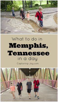 What to do in Memphis Tennessee in a day - featuring Graceland and Mud Island | KristenDuke.com