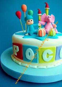 La Fábrica de Galletas: Cumpleaños con Pocoyo