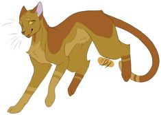 100 Warrior Cats Challenge 45 - Brackenfur I know people already know this, but he's such an underrated character!