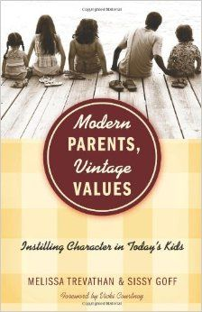 Specific issues facing kids today. Nine values that are foundational for the character development of children: kindness, integrity, manners, compassion, forgiveness, responsibility, gratitude, patience and confidence.  Each chapter is broken down into a section for children and adolescents, and specific ways to foster the specific value for the particular age. Offers parents timeless truths that can break through the chaos of today's culture and instill these truly important values in kids.