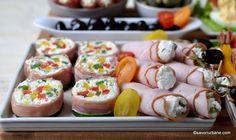 Sushi, Cherry, Ethnic Recipes, Food, Ham, Fine Dining, Essen, Meals, Prunus