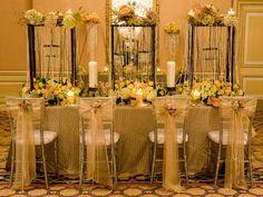gold weddings - Google Search