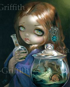 Microcosm Sea Monsters alchemy medieval renaissance.