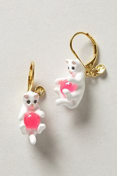 Chaton Drops - anthropologie.com