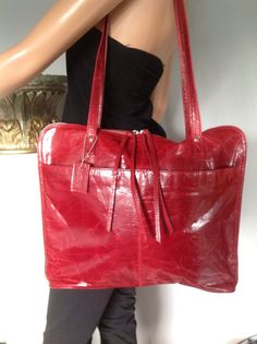 Latico Bag Purse Buiness Genuine Leather  Burgundy Women Tote College Chic Hip  | eBay