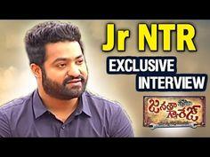 Jr NTR Exclusive Interview Janatha Garage movie review   IndiaNewsToday