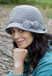 Free Adult Hat Crochet Pattern