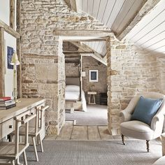 The new construction and furniture have been well thought through and enhance, rather than interfere with, the characterful core by employing pale shades and natural materials - but always with a hint of decadent luxury and urbane modernity, one that nestles in well with its country surroundings...