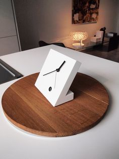 #Tact Model, Nice simple Clock by #Tothora