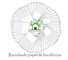 Green Tips: Reciclar hojas en la oficina