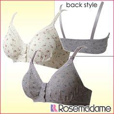 rosemadame | Rakuten Global Market: Maternity half top feeding cum for bra nursing bra wild open pedicels Maternity Brassiere OPEN
