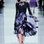 Dior fall 2012: the new look
