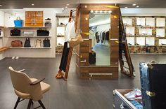 290 square meters store