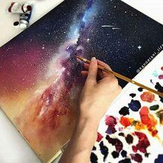 Het oneindige universum, in galaxy. #stabilo #stabilonl #galaxy