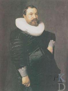 Nicolaes Eliasz Pickenoy (attr.), Portrait of a man, Private Collection
