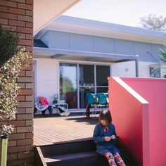 An Australian Home Gets a Pre-Fab Addition | Design*Sponge