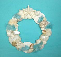 Easy All Shell Wreath !