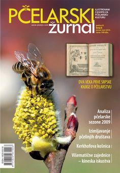 PČELARSKI ŽURNAL br. 6 - januar 2010. pcelarskizurnal.blogspot.com