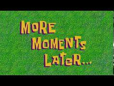 More Moments Later. Spongebob Time Cards, Spongebob Episodes, Princess Adventure, Adventure Time Finn, Goth Disney Princesses, Youtube Editing, Pikachu Art, Youtube Channel Art, Cartoon Network Adventure Time