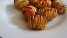 Receita de Hasselback Potatoes   Delicitas
