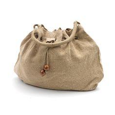 Natural Hobo Bag